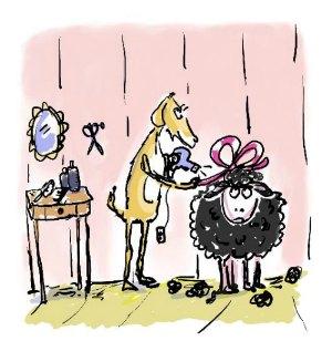 Vicky Rubin, Annabelle the Goat