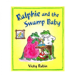 ralphie and the swamp baby picture book